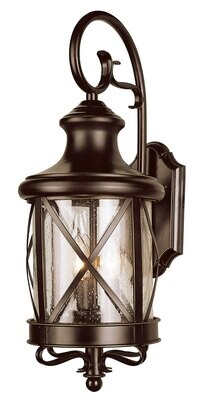 Chandler 2 Lt Ext Wall Lantern