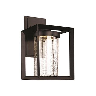 Taylor Black Large Wall Lantern