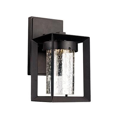 Taylor Black Small Wall Lantern (DISPLAY ONLY)