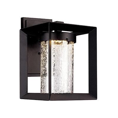Taylor Black Medium Wall Lantern