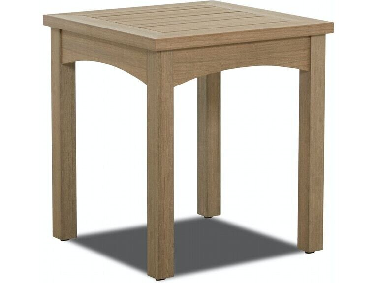 Delray Dune Square End Table