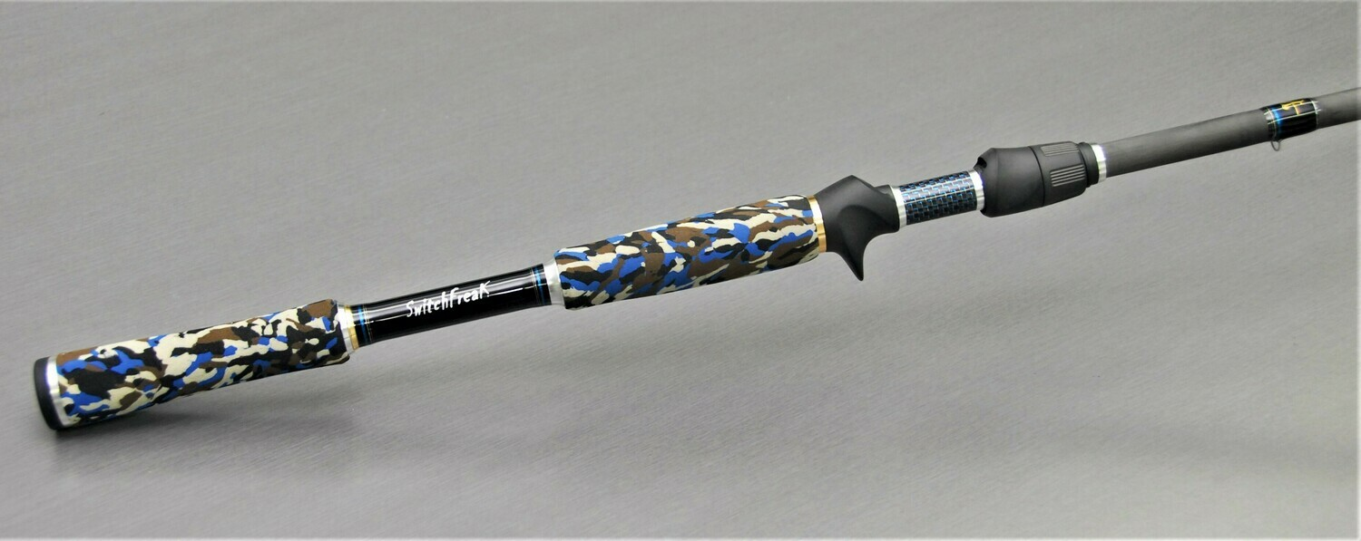 """SwitchFreaK 7'3"""" 2pc Casting rod - Available now!*"""