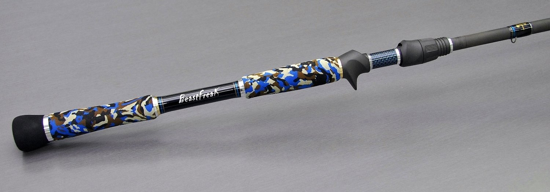 "BeastFreaK 7'10"" 2pc - all time best selling swimbait rod!*"