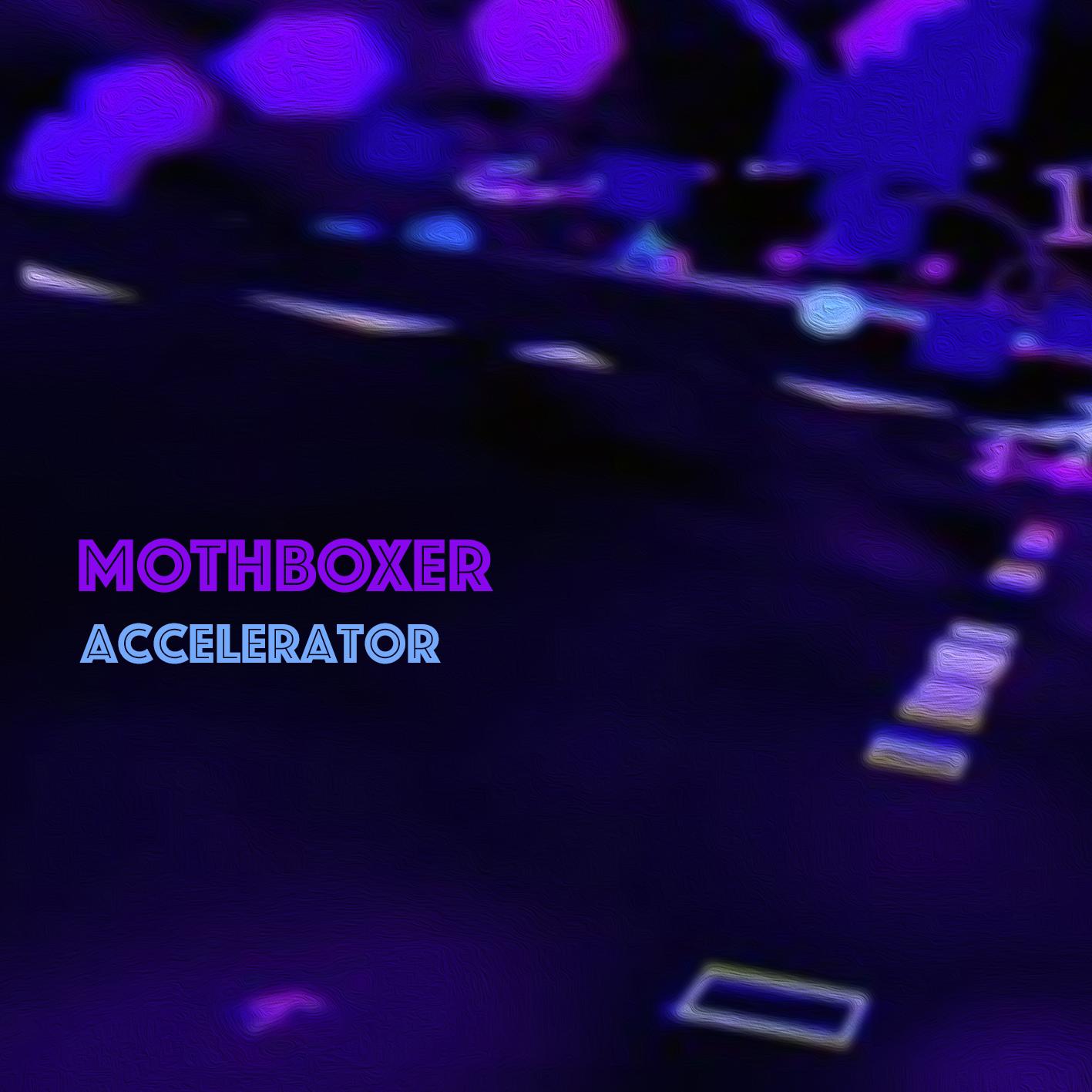 Accelerator CD Album