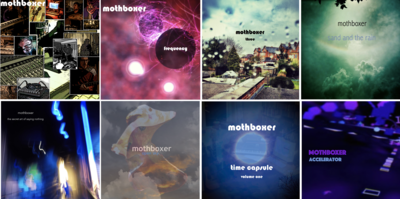 Mothboxer - NEW 8 Album Mega Pack!