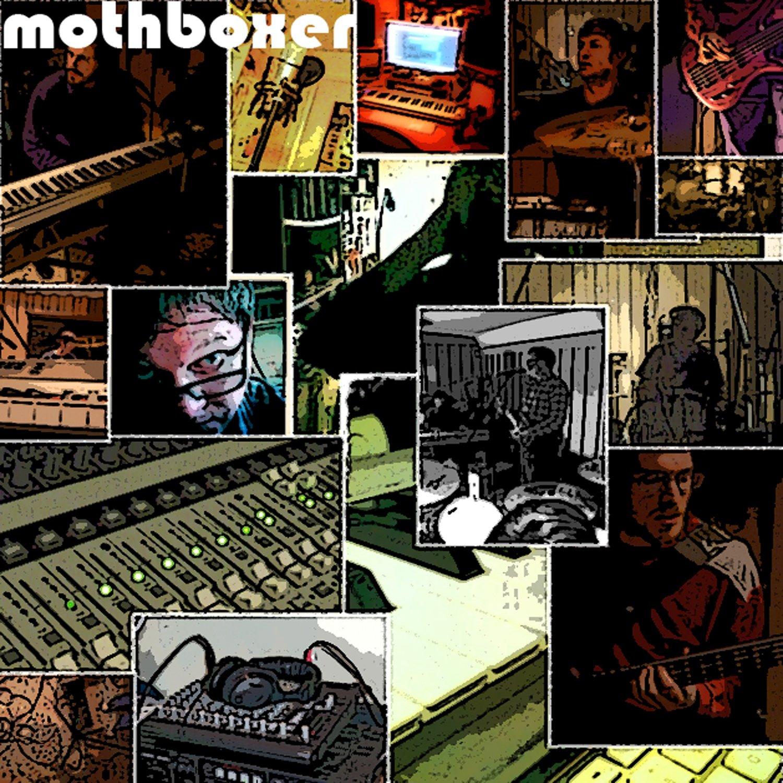 Mothboxer CD Album (2010) - Jewel Case