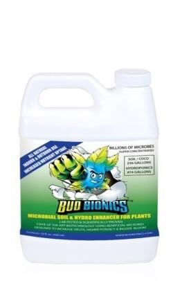 Bud Bionics Microbial Soil Enhancer 32 oz. (946 ml)