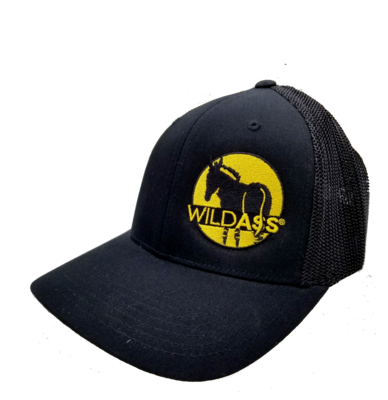 Wild Ass Flex Fit Trucker Hat