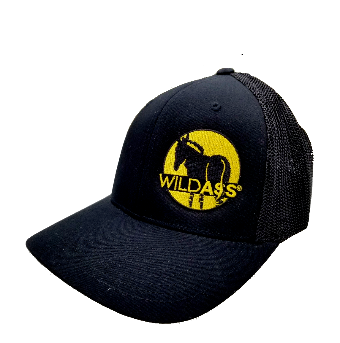 Wild Ass Flex Fit Trucker Hat