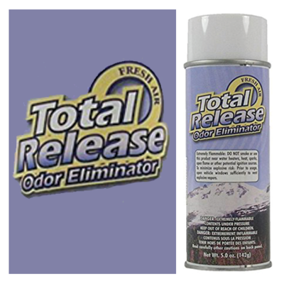 TOTAL RELEASE ODOR FOGGER- FRESH AIR