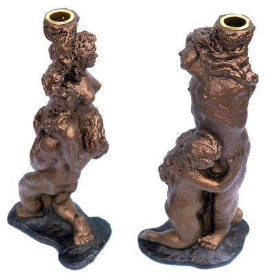 Erotic Candlesticks Cunnilingus & Fellatio