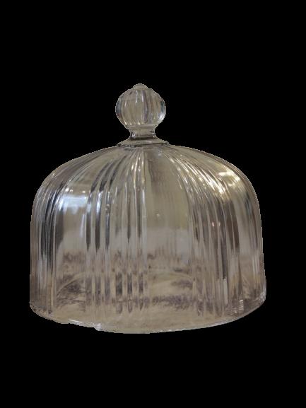 Stolp van oud glas