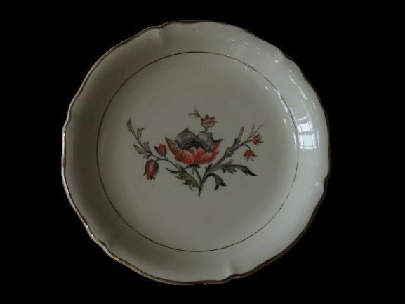 Borden, bloem anemoon