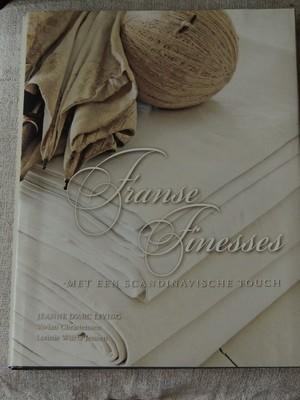 Boek, Franse Finesses