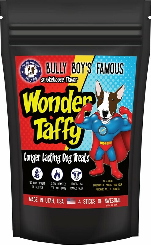 Wonder Taffy - Longer Lasting Dog Treats