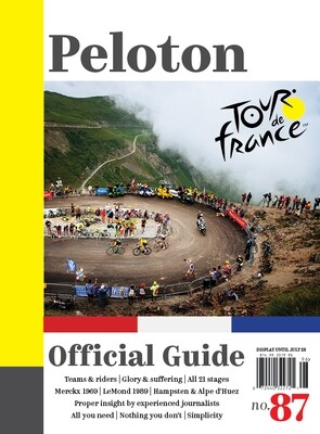 PELOTON ISSUE 87