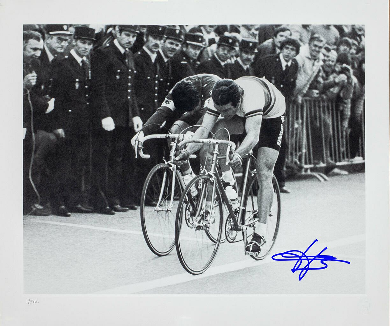 Bernard Hinault 1980 World Champion