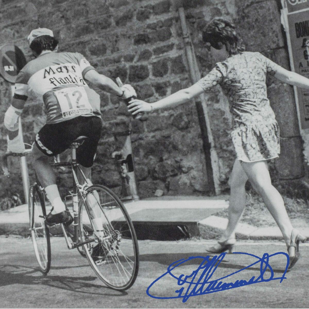 Roger De Vlaeminck, 1971 Tour de France (Autographed)