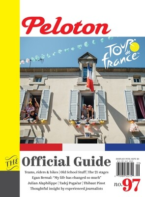 PELOTON ISSUE 97