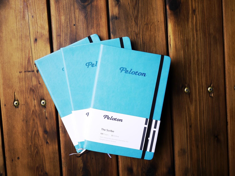 Peloton x Scribes Journal