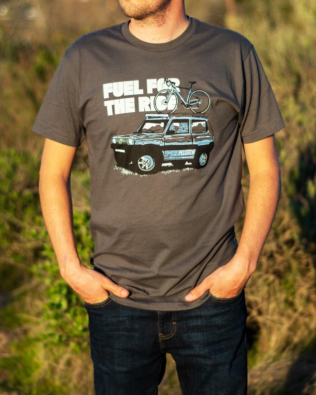 Peloton x Burton Fiat Panda T-Shirt
