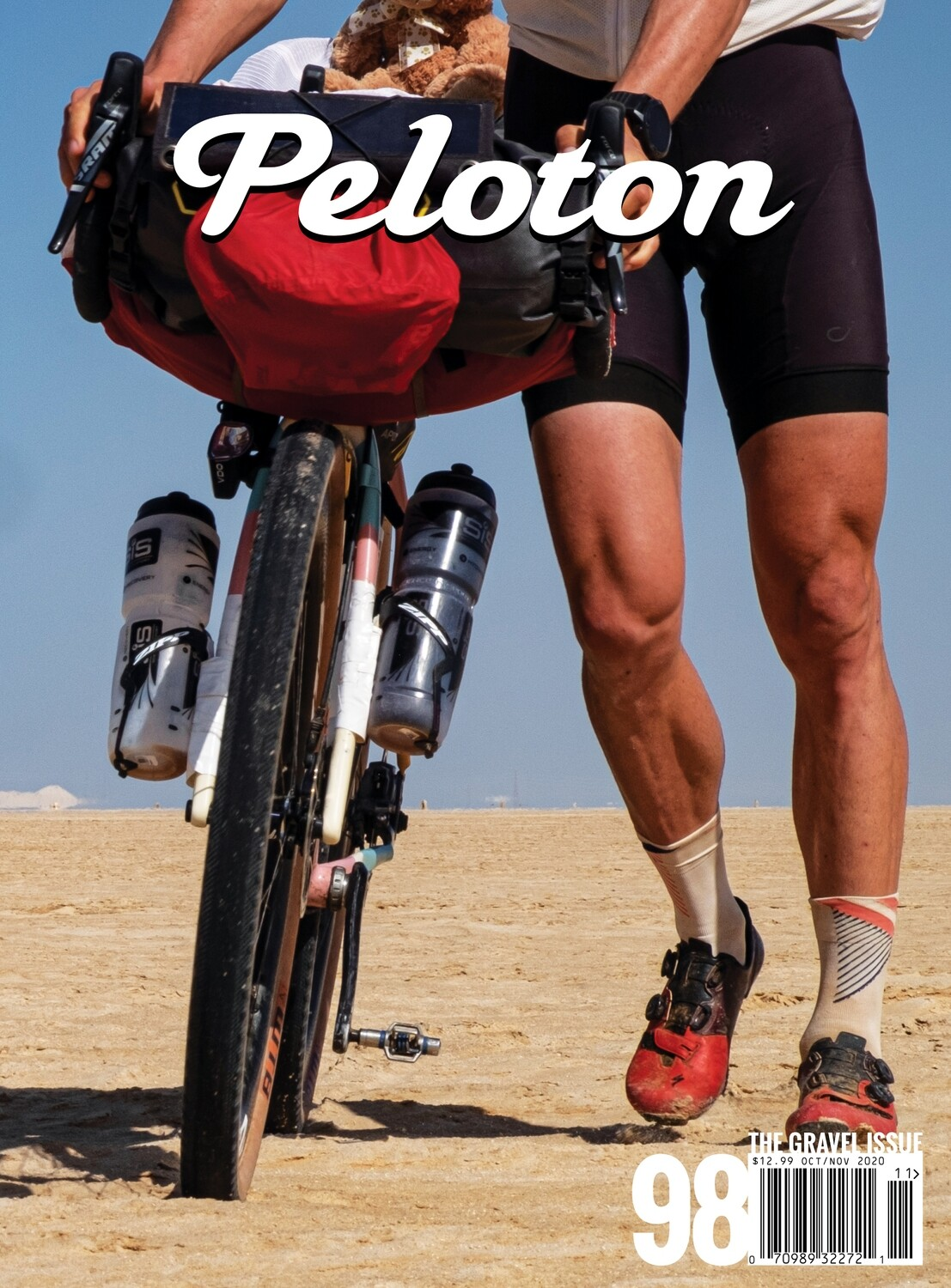 PELOTON ISSUE 98