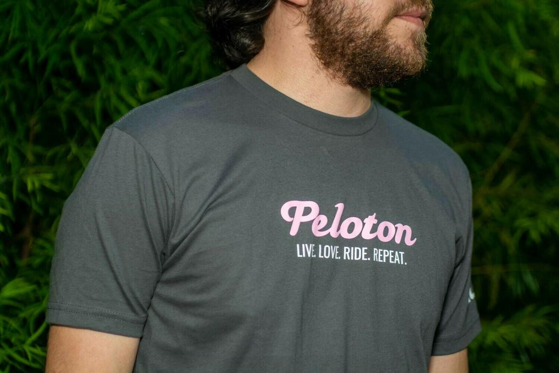 Peloton Pink T-shirt