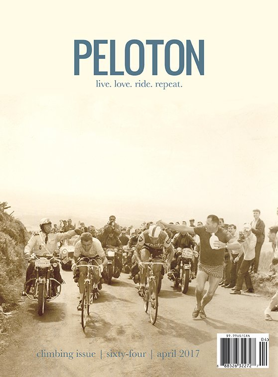 Peloton Issue 64