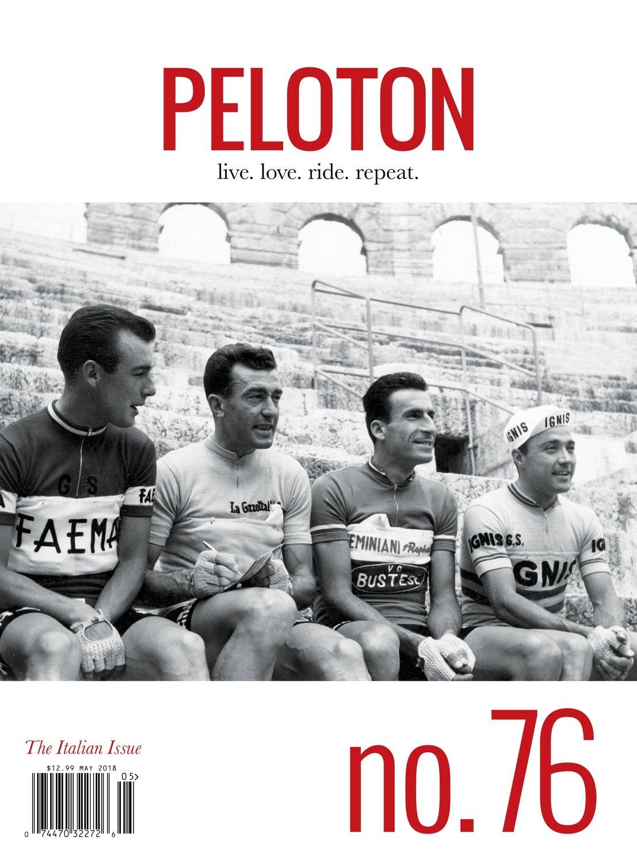 PELOTON ISSUE 76