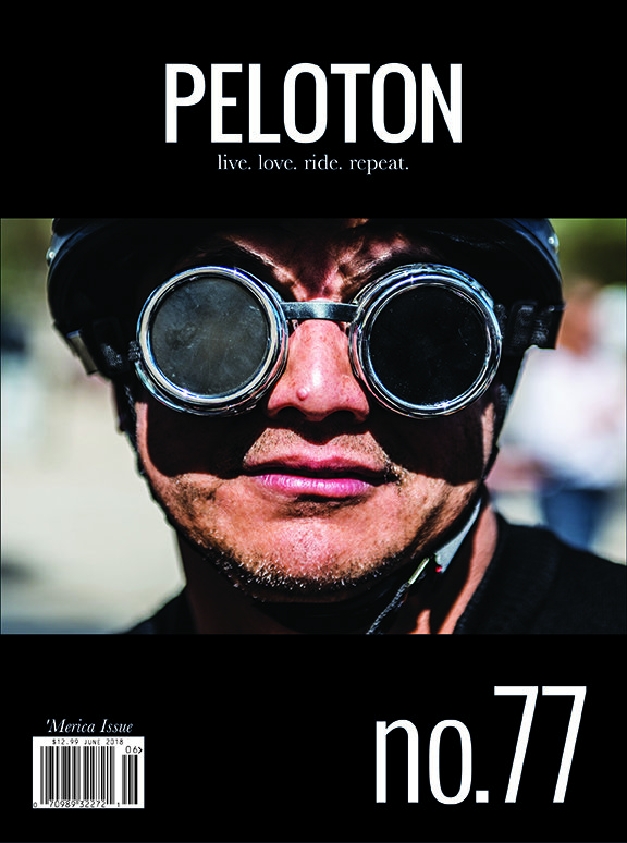 PELOTON ISSUE 77