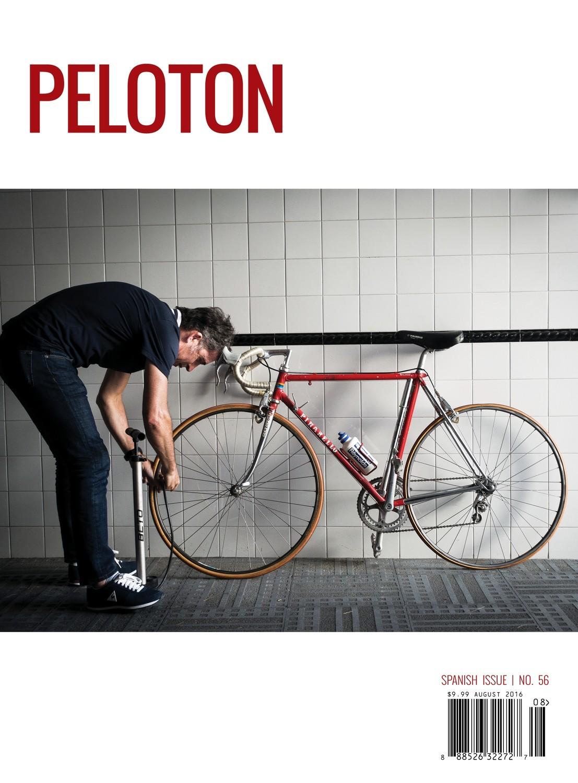 PELOTON ISSUE 56