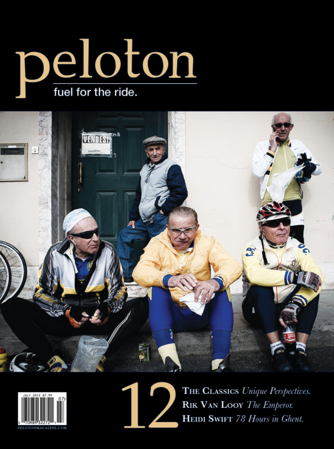 Peloton Issue 12