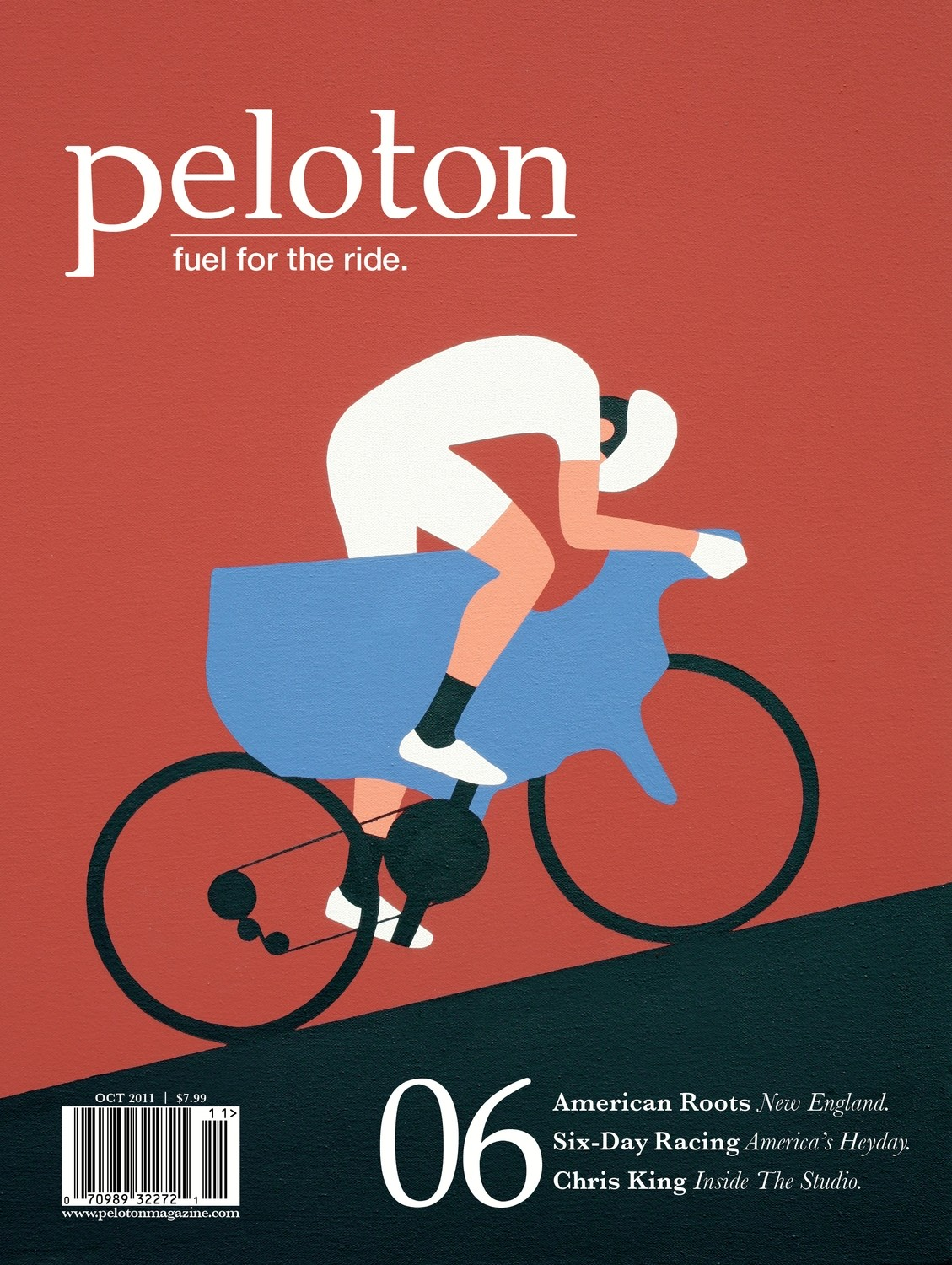 Peloton Issue 06