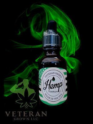 Gold Edition Hemp Tincture