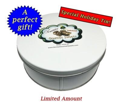 Holiday Toffee Tin (20oz)