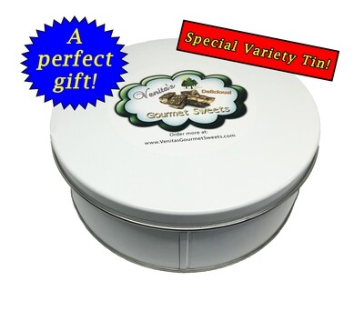 3-Flavor Variety Toffee Tin (20oz)
