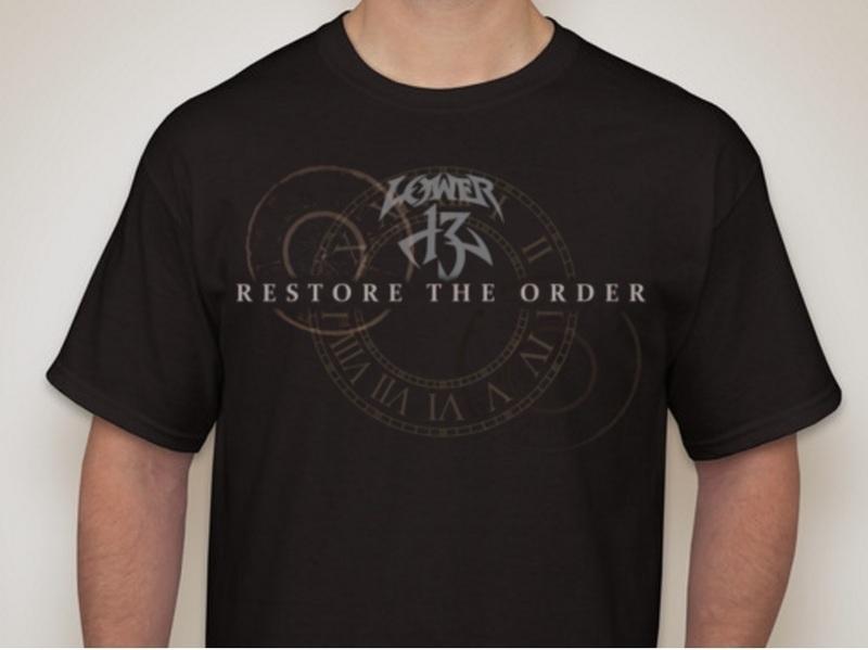Restore the Order Men's T-Shirt