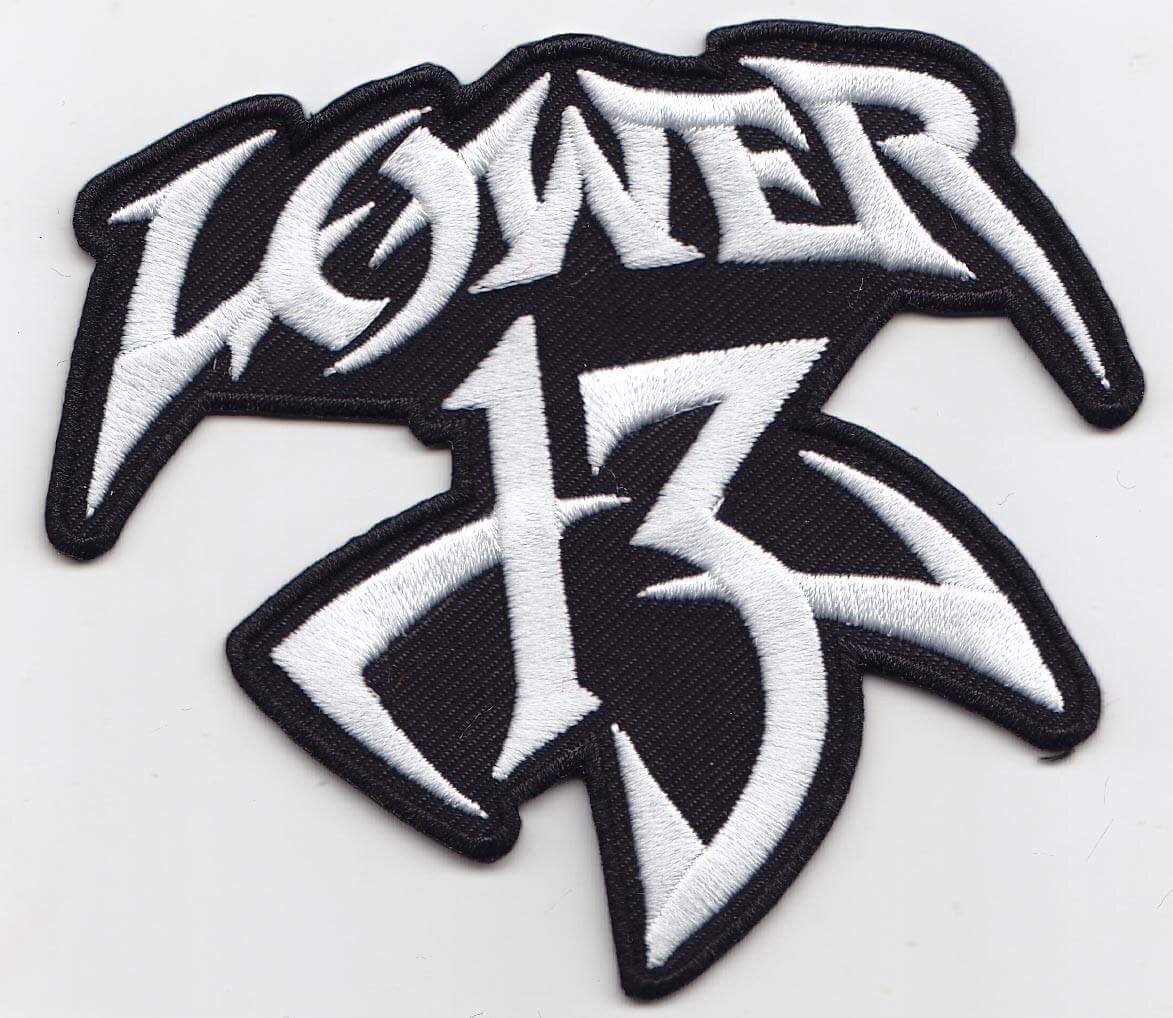 Lower 13 Official Logo Patch