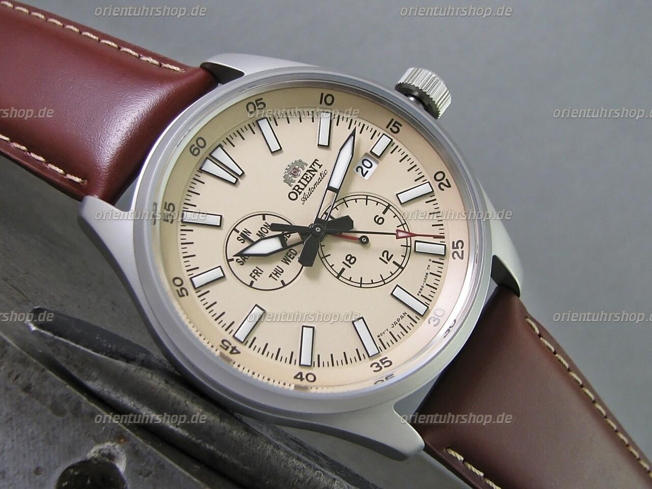 Orient Defender Automatik Armbanduhr RA-AK0405Y10B