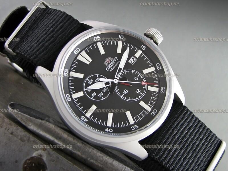 Orient Defender Automatik Armbanduhr RA-AK0404B10B