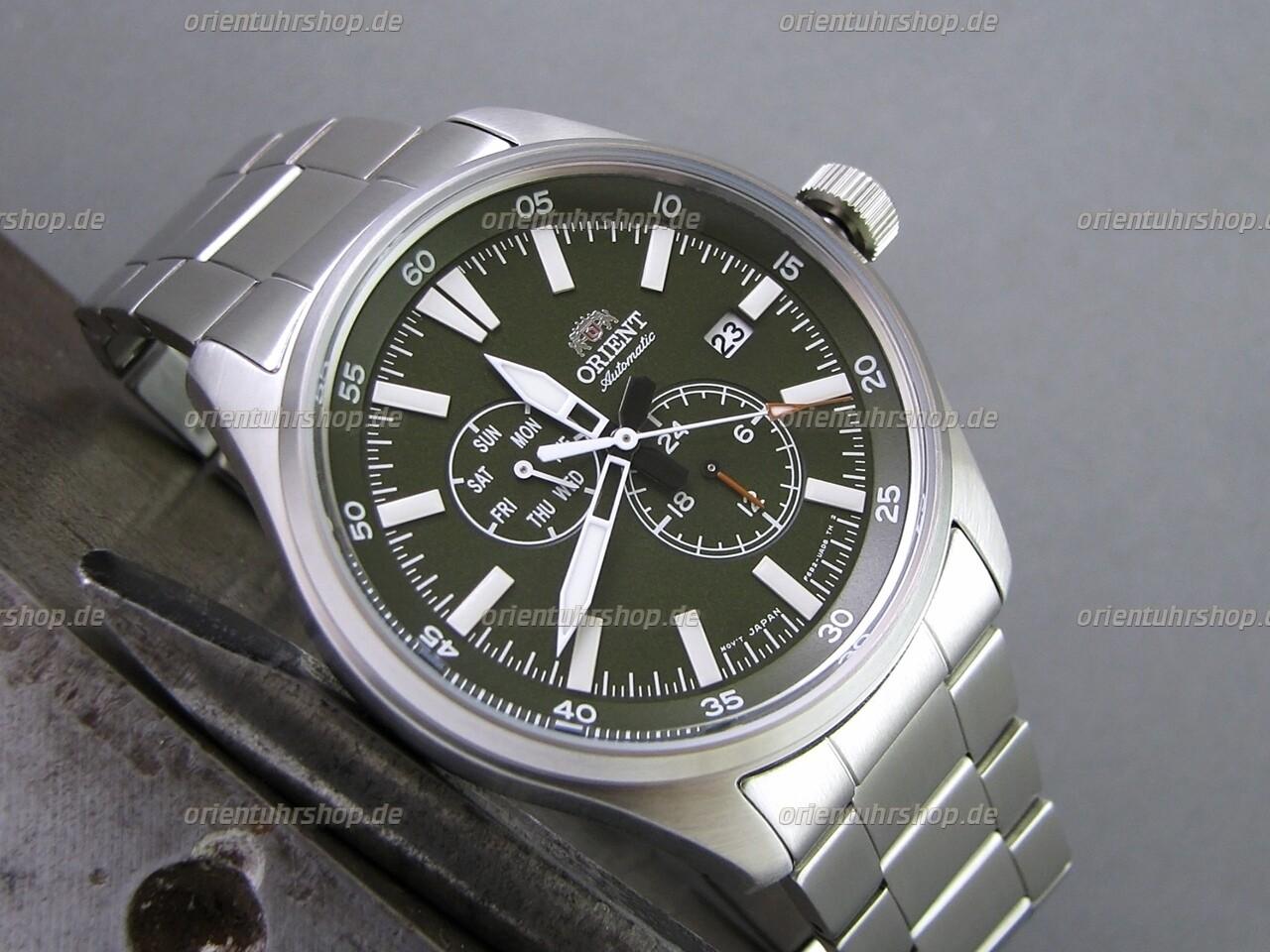 Orient Defender Automatik Armbanduhr RA-AK0402E10B