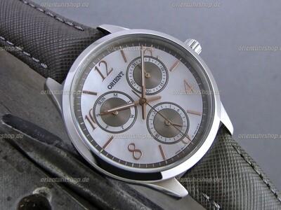 Orient Classic Quarz Damenuhr FSX09005W0