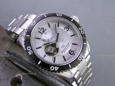 Orient Star Open Heart Automatik Uhr RE-AT0107S00B