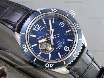 Orient Star Open Heart Automatik Uhr RE-AT0108L00B