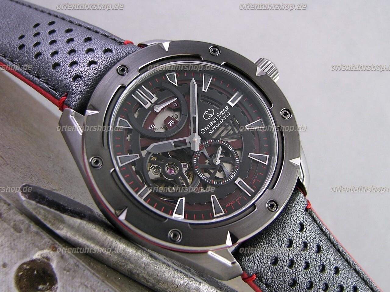 Orient Star Avant-Garde Automatik Uhr RE-AV0A03B00B