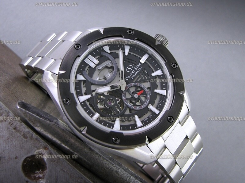 Orient Star AvantGarde Automatik Uhr RE-AV0A01B00B
