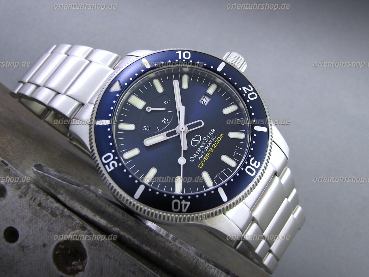 Orient Star Sport Diver Automatik RE-AU0302L00B