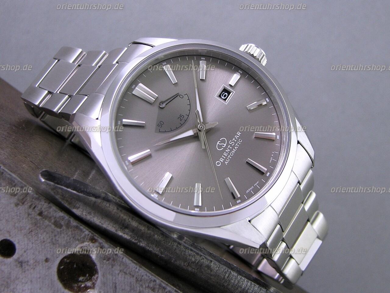 Orient Star Basic Date Automatik Uhr RE-AU0404N00B