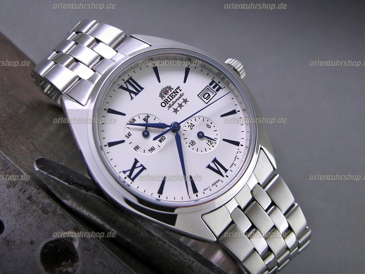 Orient Altair 3 Stars Automatik Uhr RA-AK0506S10B