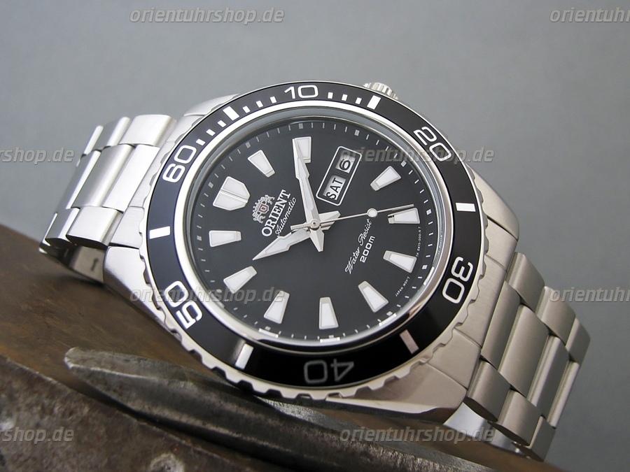 Orient Diving Sport Automatik Herrenuhr FEM75001BW